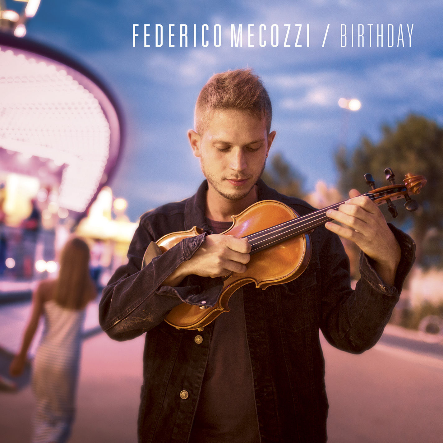 Birthday, new single by Federico Mecozzi